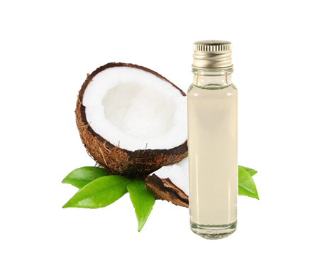 Coconut oil from Samoa